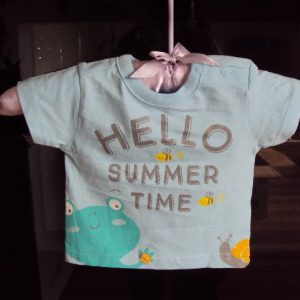 LICHTBL T-SHIRT HELLO SUMMER HST-01